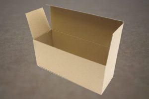 Stanssattu laatikko - Pitkulainen