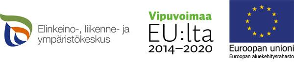 ER-Pahvityö sai investointitukea hankkeeseen EU:n aluekehitysrahastolta ja Vipuvoimaa EU:lta hankkeesta Ely-Keskuksen kautta.