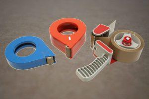 Teippikoneet - Pakkaustarvikkeet