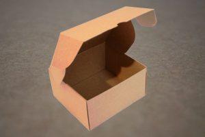 Stanssattu laatikko - Suorakulma