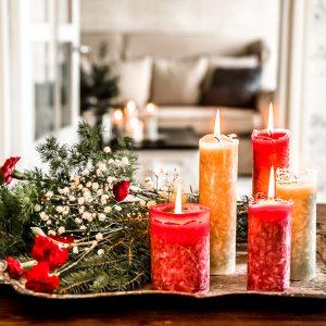 Puttipaja Oliva -kynttilä